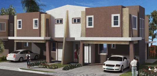 Hermosas casas tipo d plex con un dise o encantador y - Duplex de diseno ...