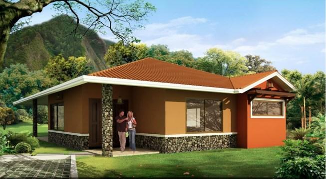 Proyecto De Vivienda Con Amplias Casas De Campo