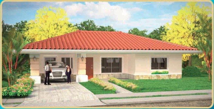 Casas Nuevas En Panam Con Una Magnifica Distribuci N Y