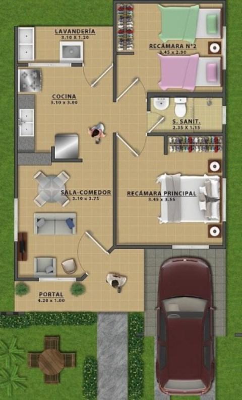 Nuevas casas de campo completamente c modas - Proyectos casas nuevas ...