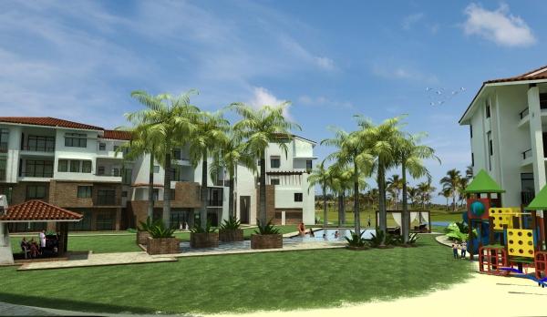 Nuevos departamentos de playa en san carlos cabecera con for Casa actual
