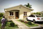 casa de campo en Los Santos, Las Tablas, Las palmitas, 2 recámaras, En Construcción, $ 40,000